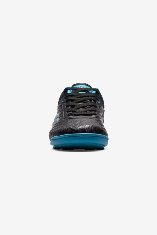 Lunar-007 H-19B Siyah Çocuk Halı Saha Ayakkabısı