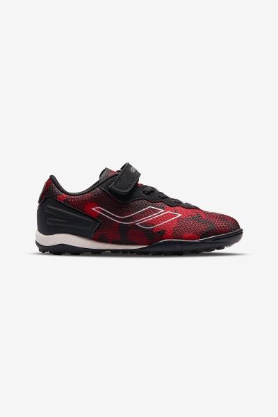 Thor-030 H-19B Kırmızı Çocuk Halı Saha Ayakkabısı