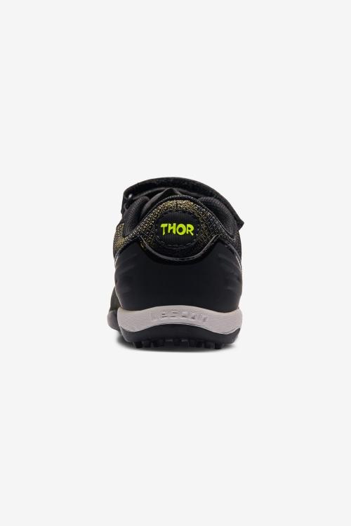 Thor-030 H-19B Haki Çocuk Halı Saha Ayakkabısı