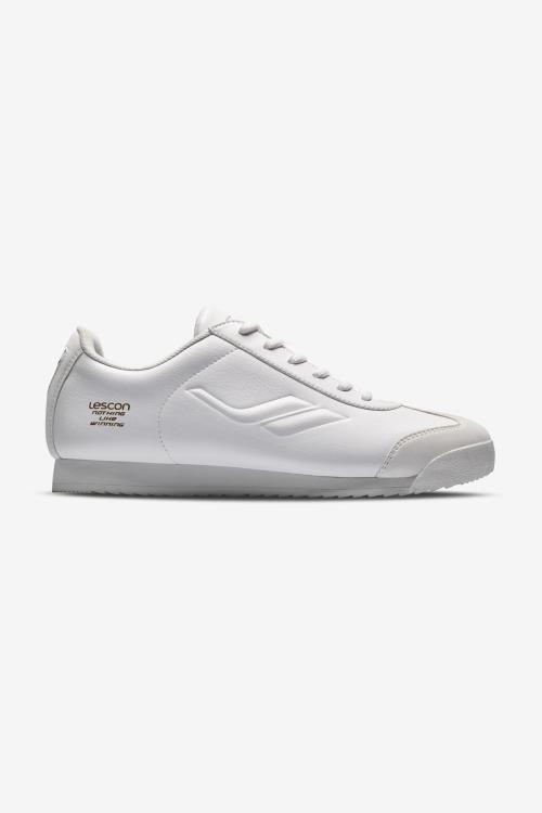 L-6529 Beyaz Erkek Sneaker Ayakkabı