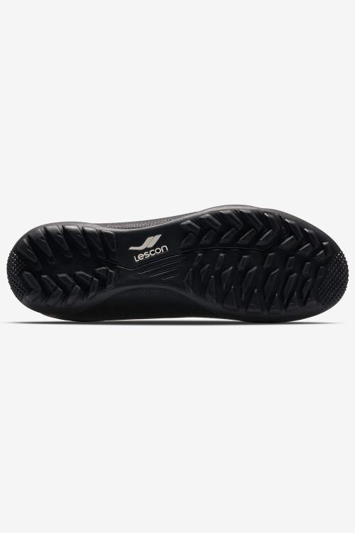 Electra-001 H-19B Siyah Çocuk Halı Saha Ayakkabısı