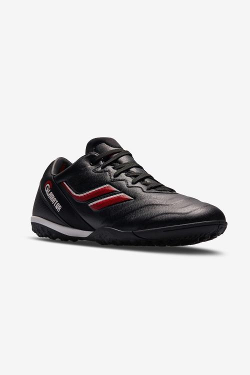 Gladiator-016 H-19B Siyah Erkek Halı Saha Ayakkabısı