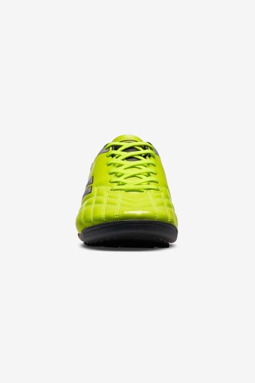 Venom-007 H-19B Fosfor Yeşil Erkek Halı Saha Ayakkabısı