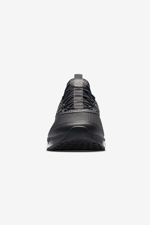 L-6603 Siyah Airtube Bayan Spor Ayakkabı