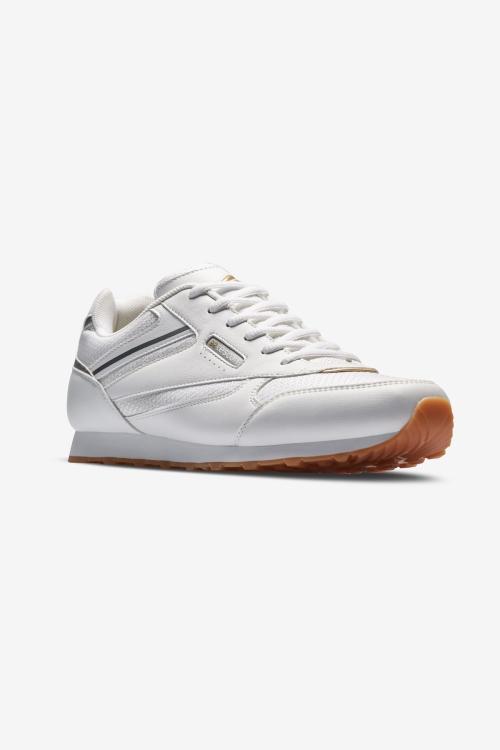 L-6618 Beyaz Bayan Sneaker Ayakkabı