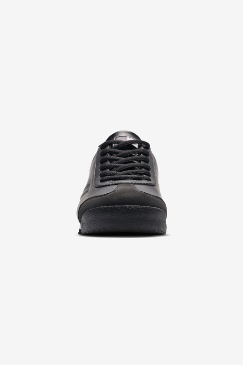 L-6619 Siyah Bayan Sneaker Ayakkabı