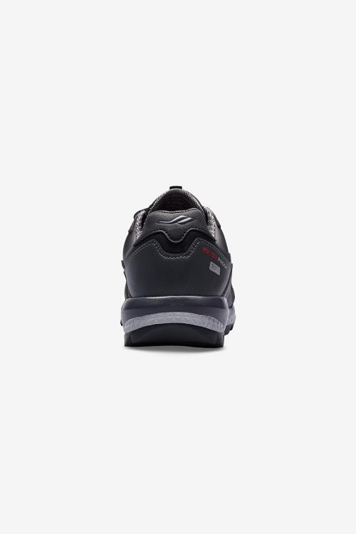 Women Hiker Trekking Shoes Black