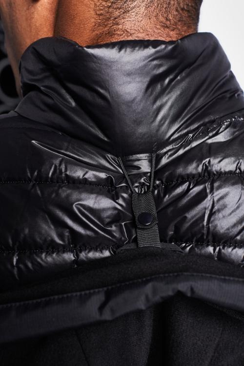 Siyah Waterproof Erkek Kaban 19K-1070