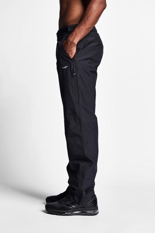 Siyah Waterproof Erkek Pantolon 19K-1080-18K