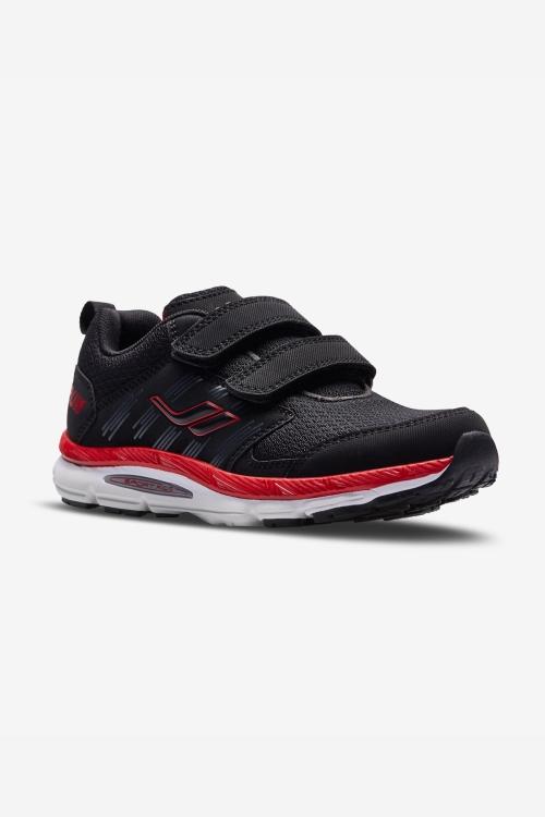 Wolf Siyah Çocuk Spor Ayakkabı