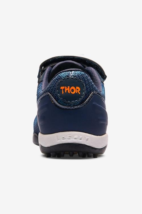 Thor Lacivert Erkek Çocuk Halı Saha Ayakkabı