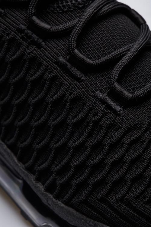Airtube Proknit Siyah Bayan Spor Ayakkabı