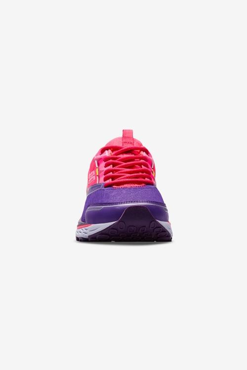 Space Runner Koşu Mor Bayan Spor Ayakkabı