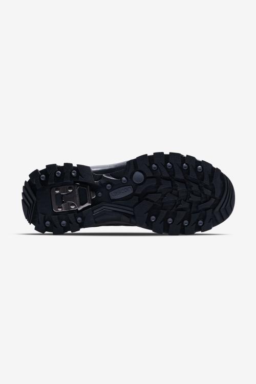 Trail Lander Siyah Gri Bayan Spor Ayakkabı