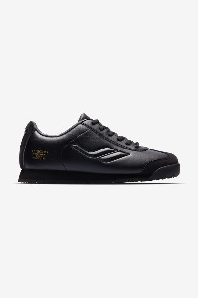 Winner Siyah Bayan Sneaker Ayakkabı