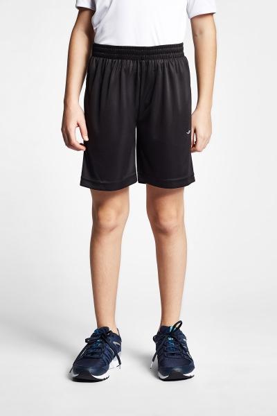 19S-3224-19N Kid Shorts Black