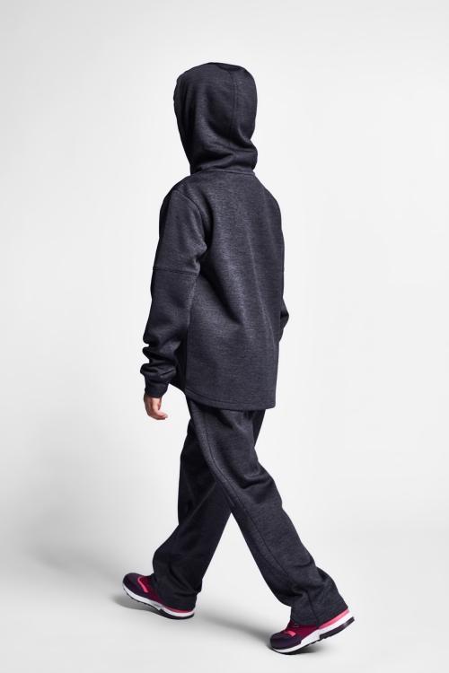 19N-3005 Siyah Çocuk Eşofman Takımı