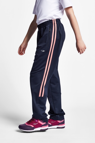 19N-3104 Kid Track Pants Navy