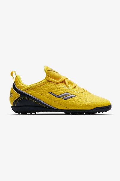 Kid Shark-007 H-20B Football Shoes Yellow