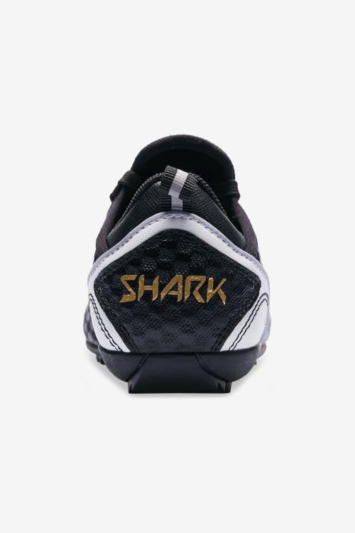 Siyah Çocuk Shark Halı Saha Ayakkabı
