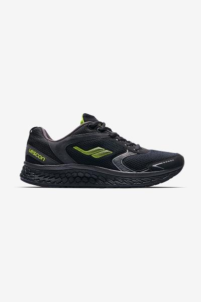 Balance Runner Siyah Erkek Koşu Ayakkabı