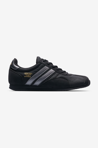 Men Campus Sneakers Shoes Black