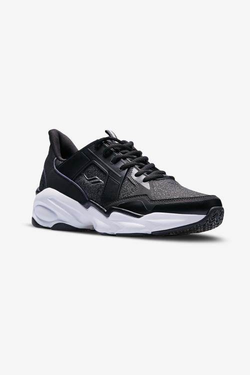 Easystep Trigger Siyah Erkek Yürüyüş Ayakkabı