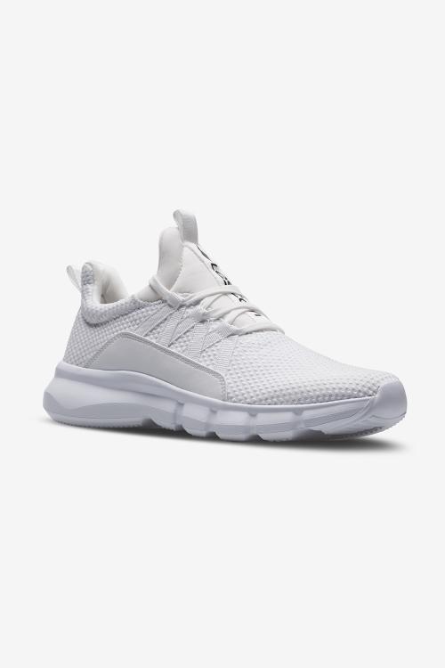 Hellium Alpha Beyaz Erkek Koşu Ayakkabı