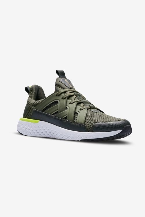 Hellium Spike Haki Erkek Koşu Ayakkabı
