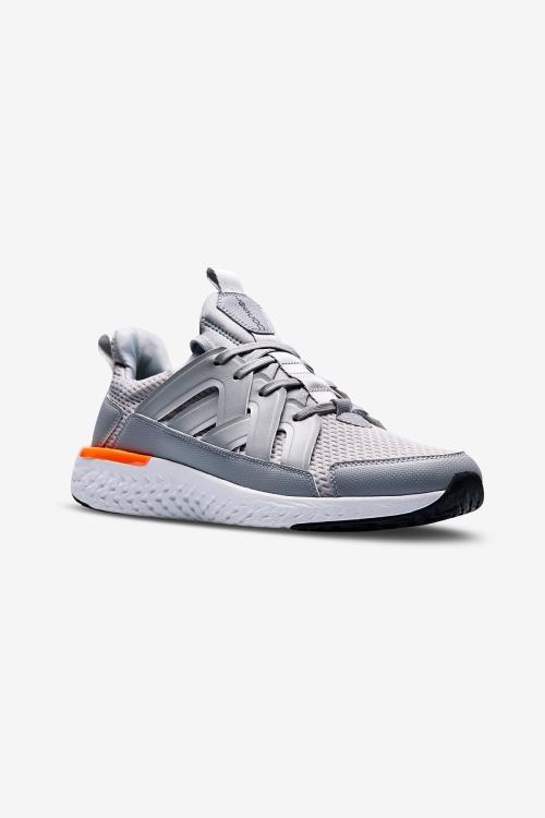 Hellium Spike Gri Erkek Koşu Ayakkabı