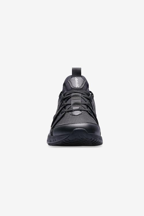 Hellium Spike Siyah Erkek Koşu Ayakkabı
