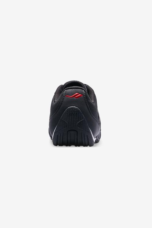 Sailer Siyah Erkek Sneakers Ayakkabı