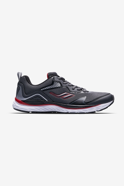 Men Sonic Runner Running Shoes Grey