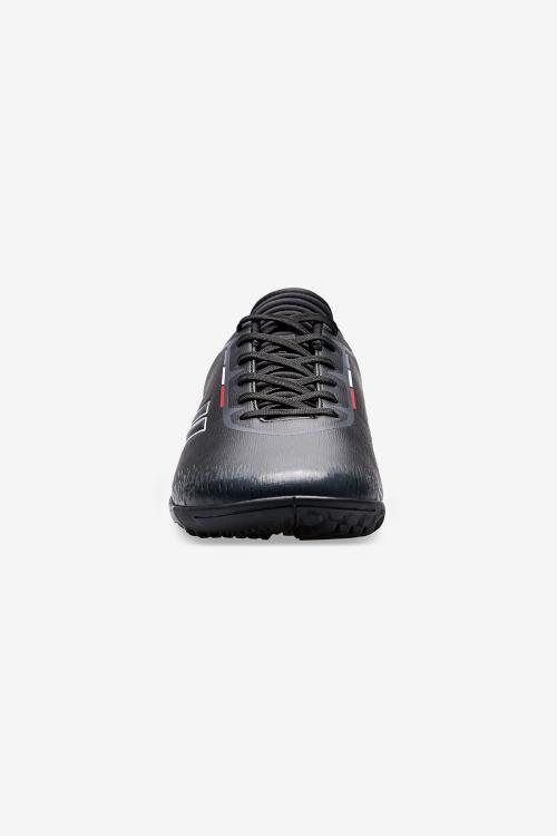 King Siyah Erkek Halı Saha Ayakkabı