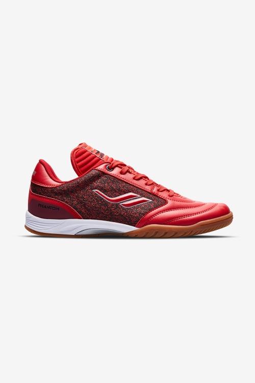 Phantom Kırmızı Erkek Indoor Futsal Futbol Ayakkabı