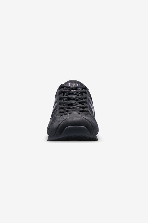 Campus Siyah Unisex Sneaker Ayakkabı