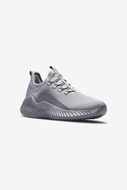Hellium Nano Gri Unisex Koşu Ayakkabı
