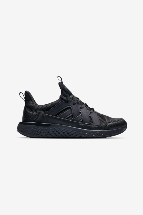 Hellium Spike Siyah Unisex Koşu Ayakkabı