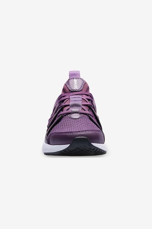 Hellium Spike Mürdüm Unisex Koşu Ayakkabı