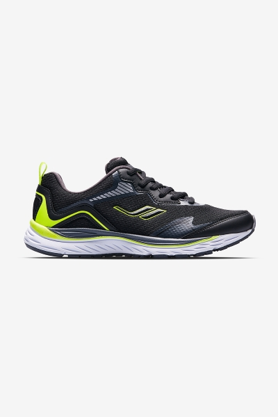 Women Sonic Runner Running Shoes Black