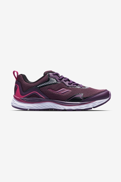 Women Sonic Runner Running Shoes Purple