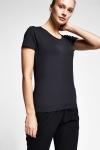 Lila Kadın T-Shirt 20S-2205-20B