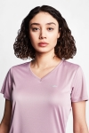 Lila Kadın T-Shirt 20S-2208-20B