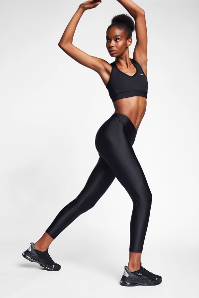 20B-2021 Women Exercise Tight Black