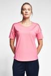 Pembe Kadın T-Shirt 20B-2022