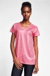 Pembe Kadın T-Shirt 20B-2023