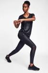 Siyah Kadın T-Shirt 20B-2023