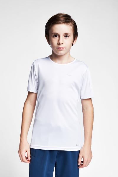 Beyaz Çocuk T-Shirt 20S-3220-20B