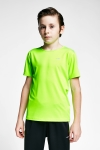 Neon Yeşil Çocuk T-Shirt 20S-3220-20B