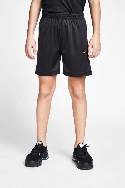 20S-3224-20B Kid Shorts Black